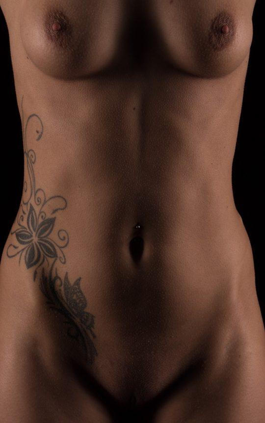 Akt-Shooting - Tattoo - Aktshooting