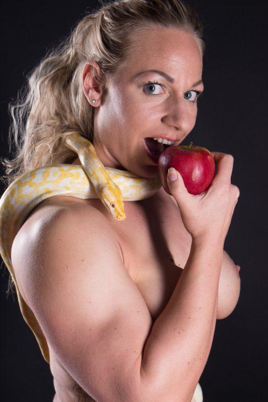 Eva & der Apfel