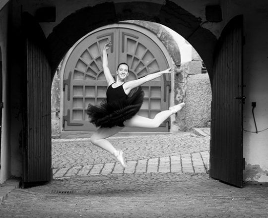 Ballerina Shooting